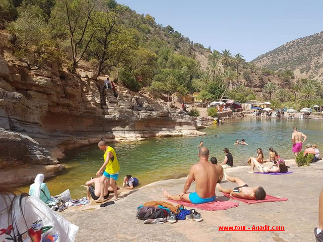 Agadir trip to paradise valley - Agadir day tour to paradise valley