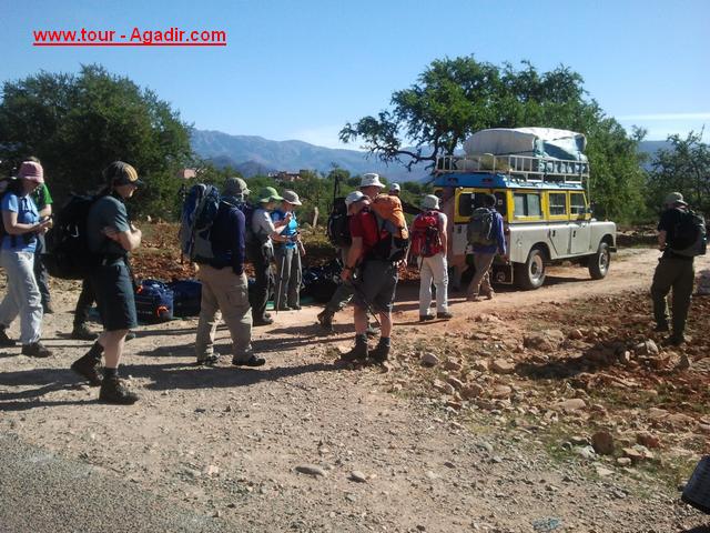 trekking in Agadir1