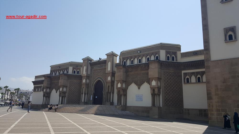 excursion demi journée au départ d'Agadir