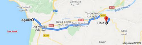 Agadir Tagestour nach Taroudant